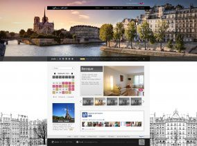 PARIS APPART(巴黎公寓住宿)