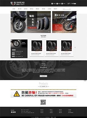 雙齊增壓輪胎
